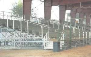 equestrian center seating